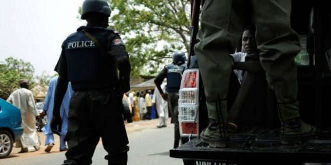 BREAKING: 29 suspects escape from Police cell » Crime Channels
