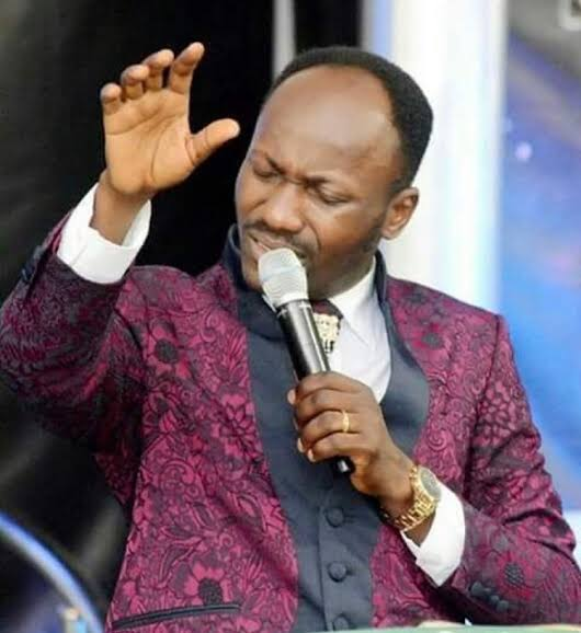 IGP ordered probe of Apostle Suleiman for allegedly