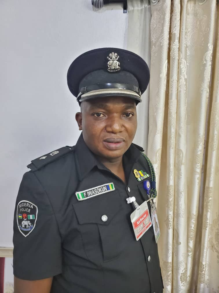 CP appoints ex Commander, Presidential Taskforce as Divisional Police  Officer [DPO] » Crime Channels